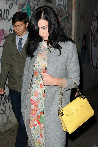Katy Perry Leather Purse []