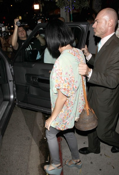 Katy Perry Straw Shoulder Bag []