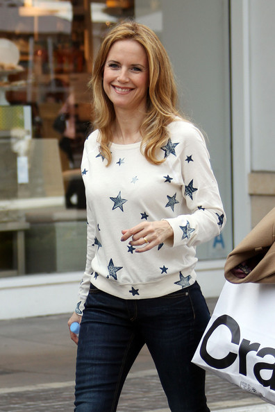 Kelly Preston Sweatshirt
