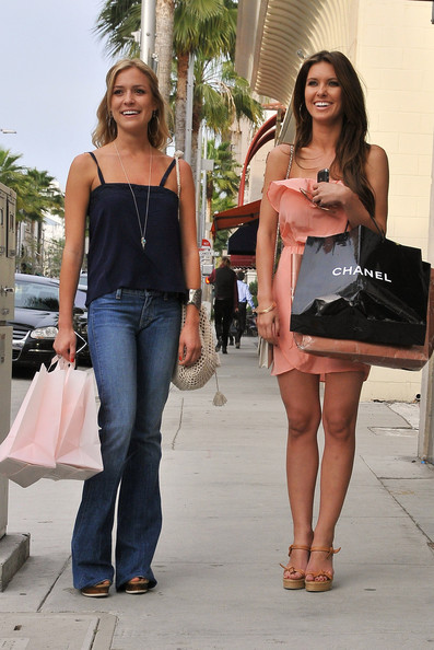 More Pics of Kristin Cavallari Canvas Hobo Bag (1 of 25) - Canvas Hobo Bag Lookbook - StyleBistro