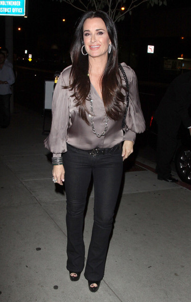 Kyle Richards Bootcut Jeans