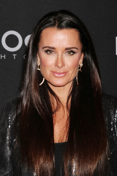 Kyle Richards Pink Lipstick