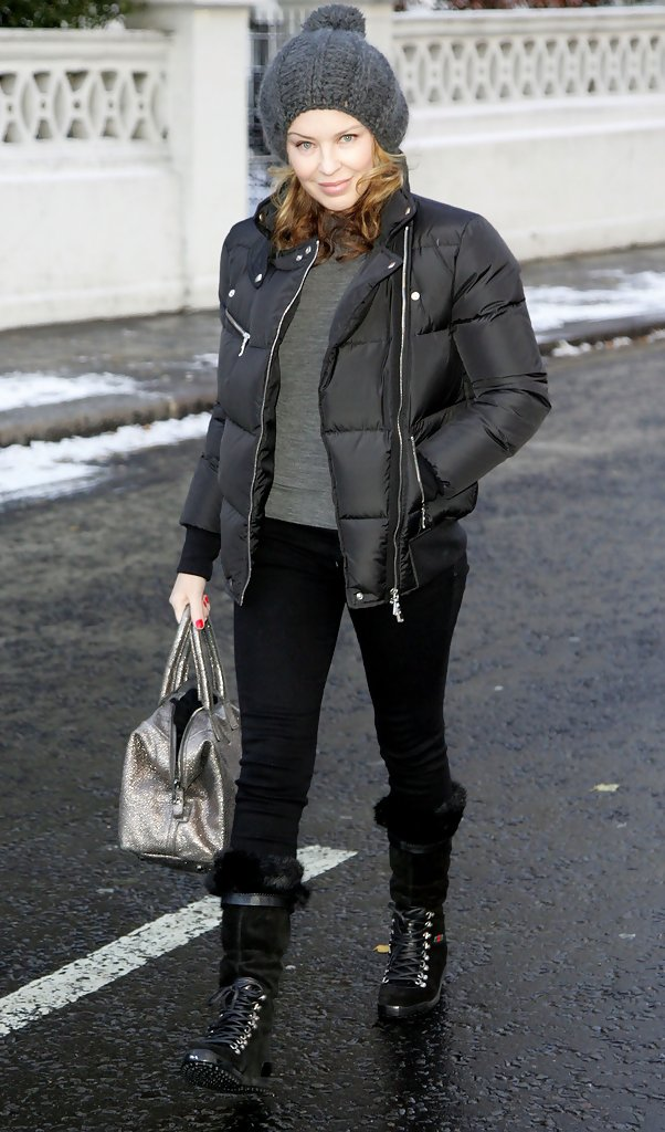 Kylie Minogue Flat Boots Kylie Minogue Shoes Looks