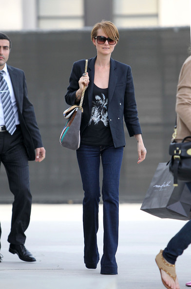 More Pics of Laeticia Hallyday Blazer (1 of 5) - Laeticia Hallyday Lookbook - StyleBistro