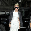 Miley Cyrus' Ruffled LWD