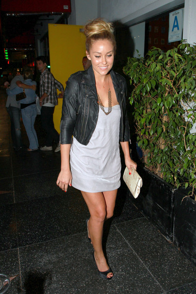 Lauren Conrad Motorcycle Jacket