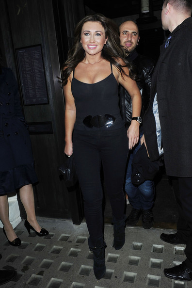 Lauren Goodger Ankle Boots