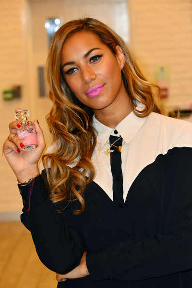 More Pics of Leona Lewis Long Curls (4 of 9) - Long Hairstyles Lookbook - StyleBistro