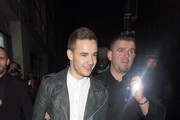 Liam Payne Motorcycle Jacket