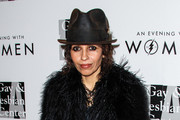 Linda Perry Evening Coat