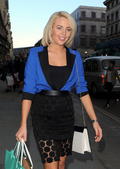 Lydia Rose Bright Blazer
