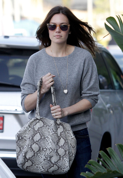 Mandy Moore Handbags