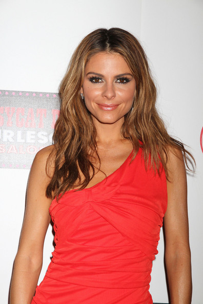 Maria Menounos Smoky Eyes