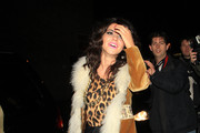 Marina Diamandis Evening Coat
