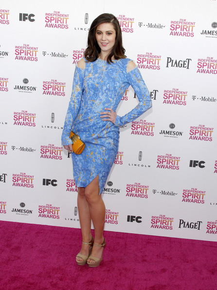 Stars at the Independent Spirit Awards