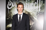 Max Irons Men's Suit