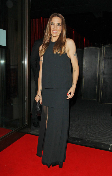 Mel C Evening Dress