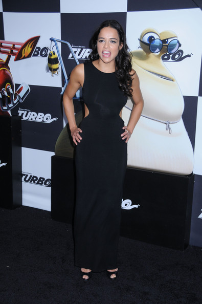 More Pics of Michelle Rodriguez Jumpsuit (3 of 9) - Jumpsuit Lookbook - StyleBistro