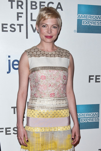 More Pics of Michelle Williams Cocktail Dress (2 of 6) - Clothes Lookbook - StyleBistro