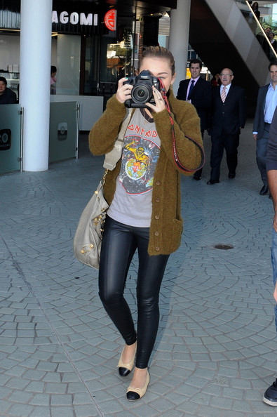 Miley Cyrus Graphic Tee