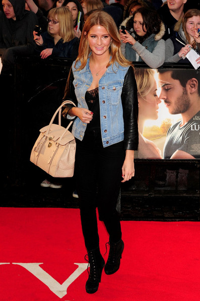 Millie Mackintosh Exotic Skin Tote