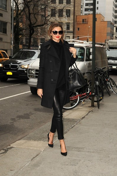 Miranda Kerr Spends the Day in NYC 3