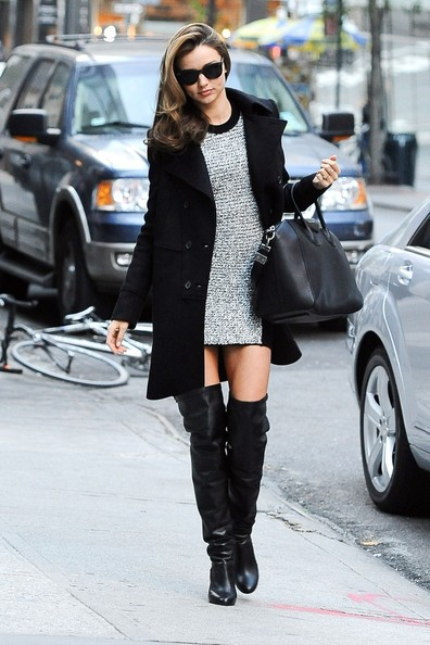 More Pics of Miranda Kerr Leather Tote (5 of 16) - Miranda Kerr Lookbook - StyleBistro