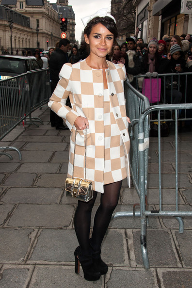 Miroslava Duma Skirt Suit