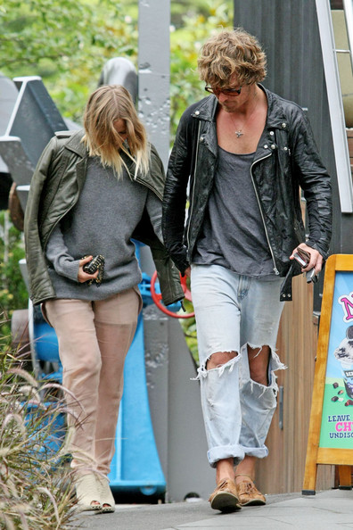 More Pics of Lara Bingle Studded Clutch (1 of 7) - Lara Bingle Lookbook - StyleBistro