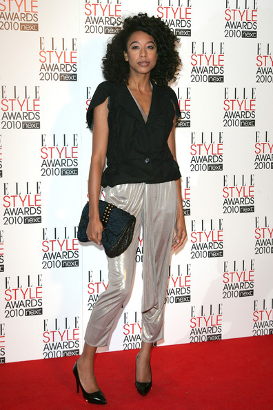 More Pics of Corinne Bailey Rae Quilted Clutch (1 of 1) - Corinne Bailey Rae Lookbook - StyleBistro