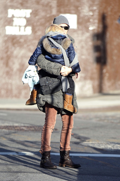 More Pics of Naomi Watts Ankle Boots (1 of 3) - Naomi Watts Lookbook - StyleBistro
