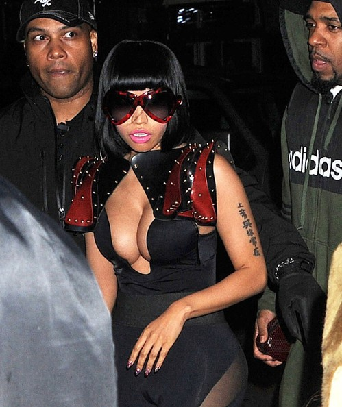Nicki Minaj Sunglasses
