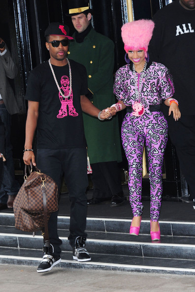 Nicki Minaj Jumpsuit