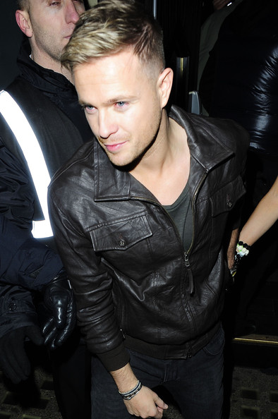 Nicky Byrne Leather Jacket