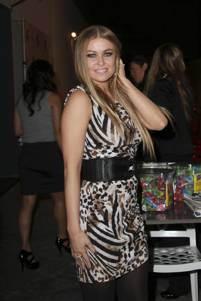 389eb70a6db7 More Angles of Carmen Electra Print Dress · Back to Dresses & Skirts  Lookbook »