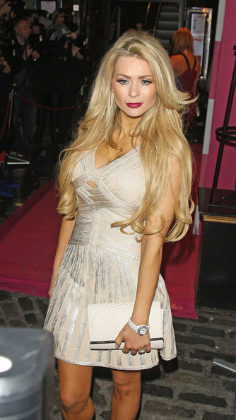 Nicola McLean Layered Cut