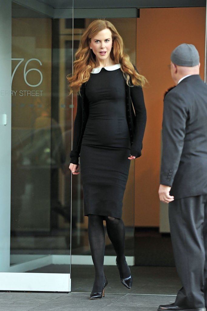 Nicole Kidman Day Dress Nicole Kidman Looks Stylebistro