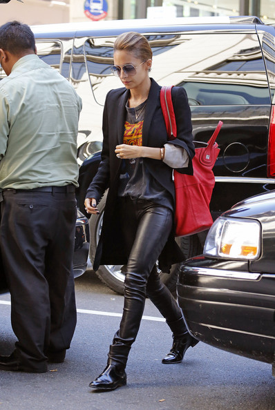 More Pics of Nicole Richie Blazer (2 of 6) - Nicole Richie Lookbook - StyleBistro