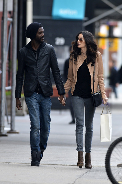 More Pics of Nicole Trunfio Skinny Jeans (3 of 7) - Skinny Jeans Lookbook - StyleBistro