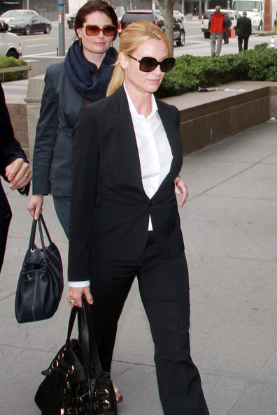 More Pics of Nicollette Sheridan Pantsuit (1 of 11) - Nicollette Sheridan Lookbook - StyleBistro