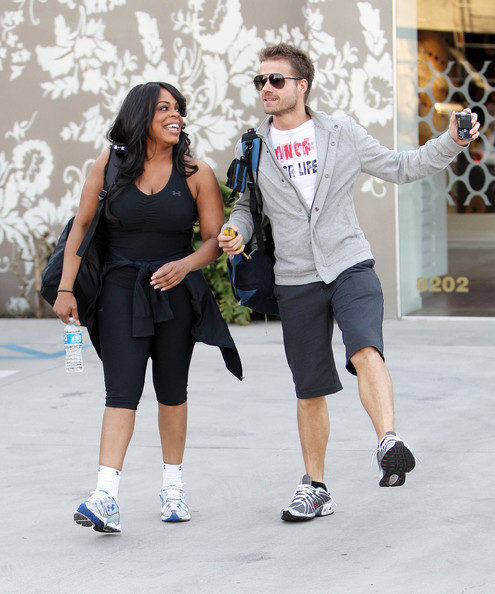 Niecy Nash Running Shoes