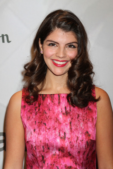 Nikki Yanofsky Long Curls