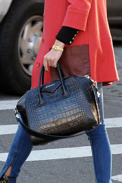 More Pics of Olivia Palermo Wool Coat (4 of 14) - Olivia Palermo Lookbook - StyleBistro