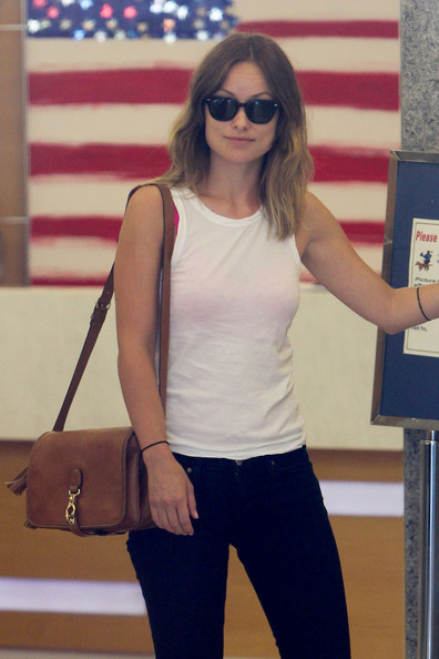 78967f9ad13 More Pics of Olivia Wilde Bootcut Jeans (7 of 9) - Bootcut Jeans Lookbook -  StyleBistro