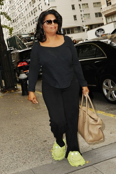 Oprah Winfrey Fitted Blouse