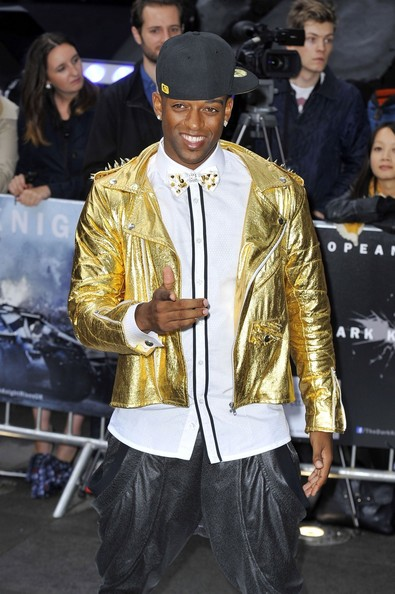 Oritse Williams Motorcycle Jacket