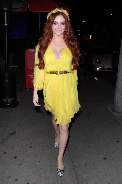 Phoebe Price Cocktail Dress