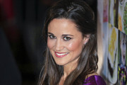 Pippa Middelton Smoky Eyes