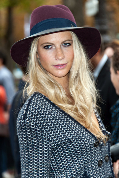 Poppy Delevingne Walker Hat