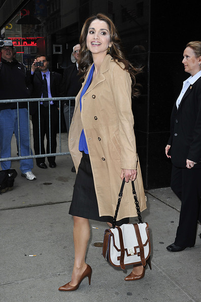 Queen Rania Satchel